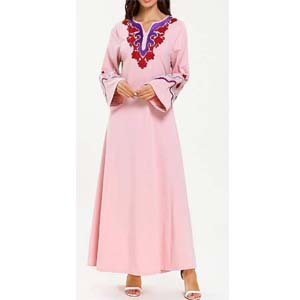 Kaftan Muslim Dress
