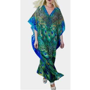 arabic caftan dress
