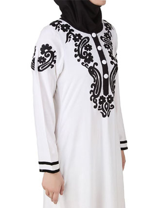 arabic kaftan evening dresses