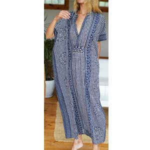 Designer Kaftan Maxi Dresses