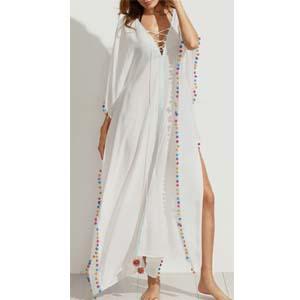 <Short Kaftan Dress
