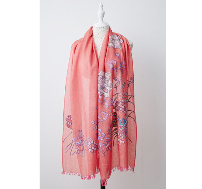Pashmina Embroidery Scarves
