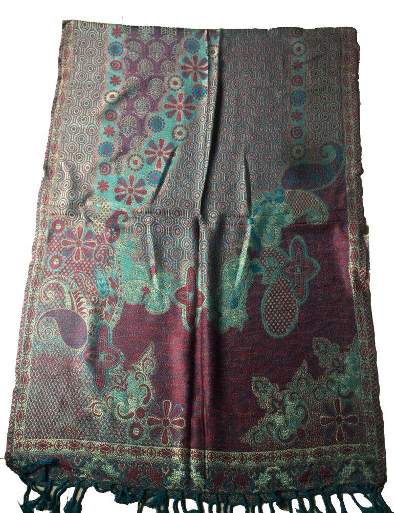 pashmina jamawar shawl