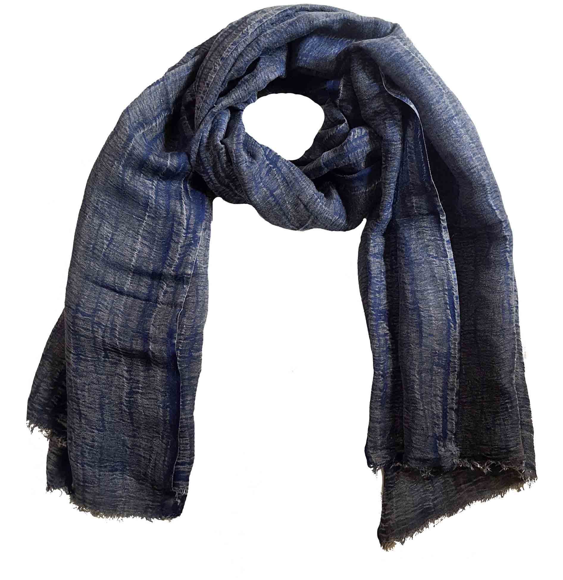Linen Scarf Shawl and Wraps