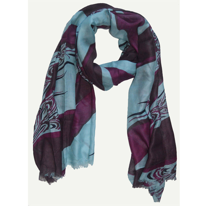 Custom Printed Modal Scarves