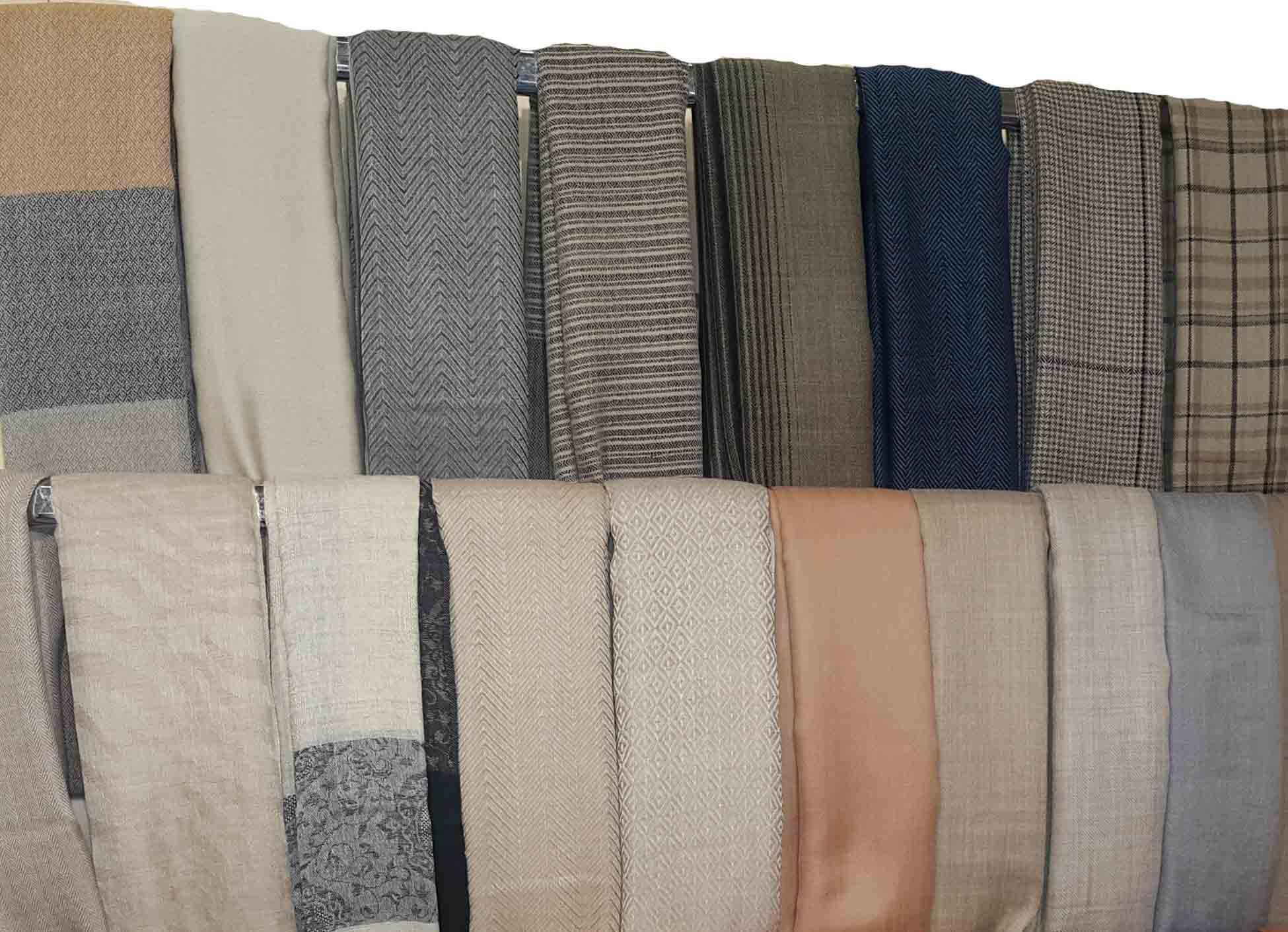 Stripes, Check & Plaid Scarves