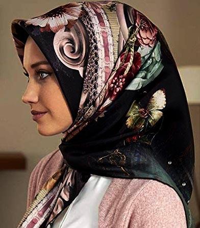 فروشنده عمده روسری حجاب
