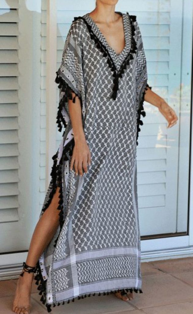 Deep Neck Slit Kaftans wholesale suppliers in Australia And Europe
