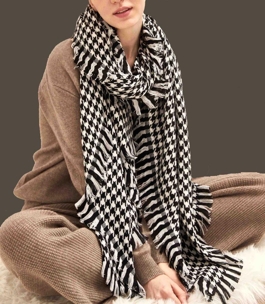 روسری عمده فروشی زمستانی برای زنان در ایالات متحده آمریکا و اروپا