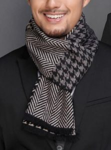 Handmade Wool Mufflers and Scarves for Men