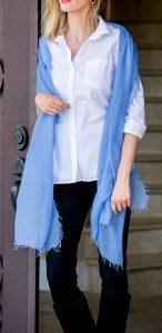 lightweight handmade wool stoles and shawls