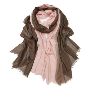 Two Tone wool scarf