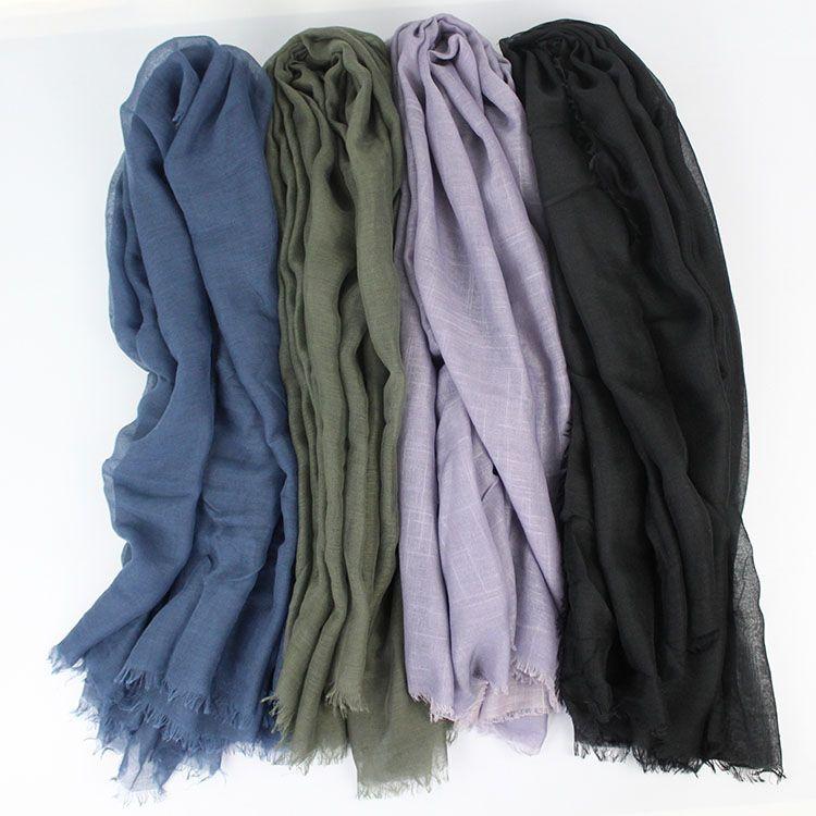 روسری بامبو زنانه |  شال های زنانه ارگانیک