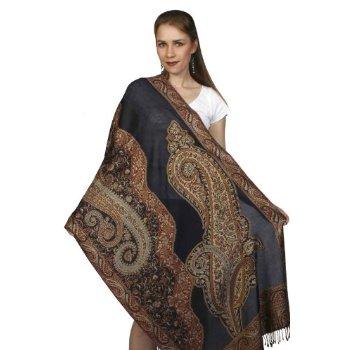Jamawar Woven Shawls & Scarves