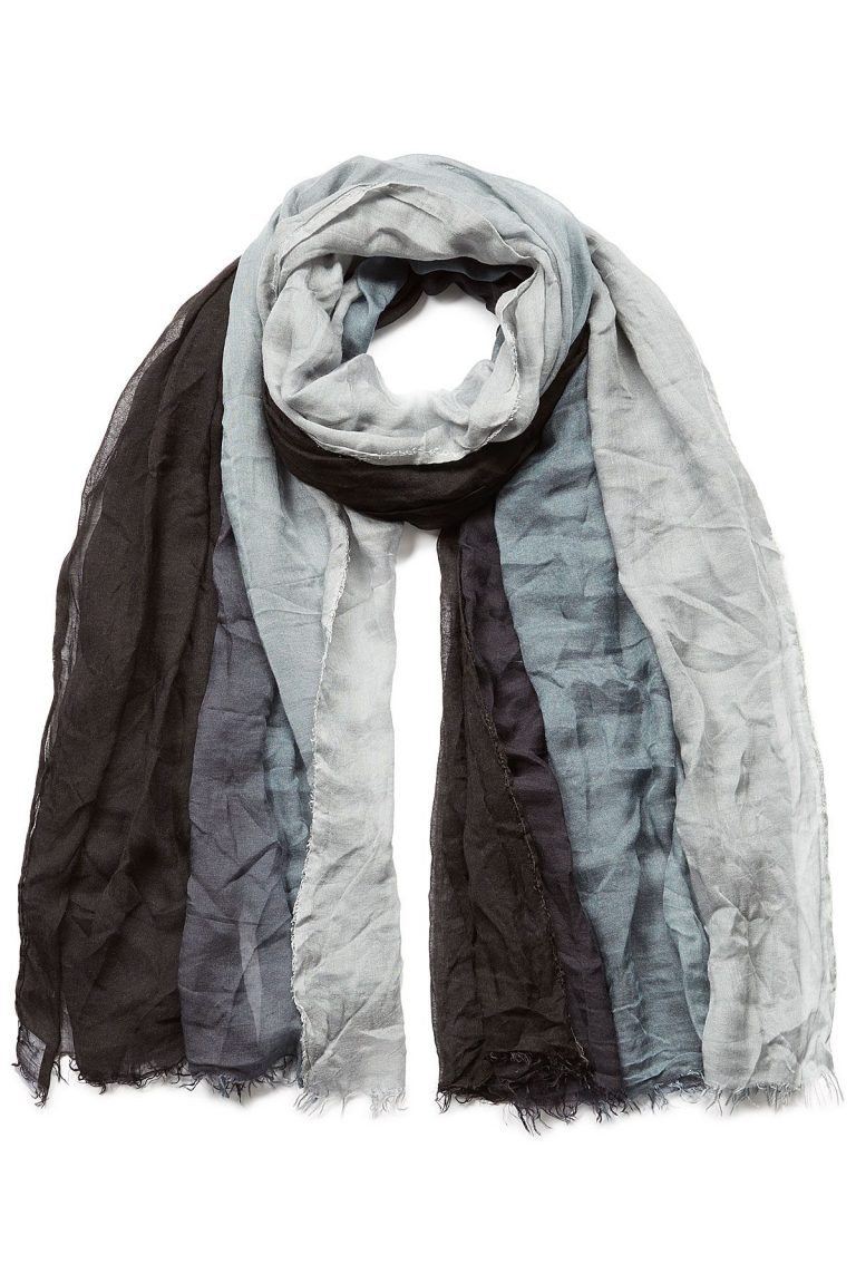 Ombre Graded Scarf