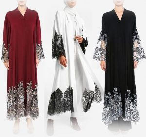 Lace Kaftan Manufacturers from India