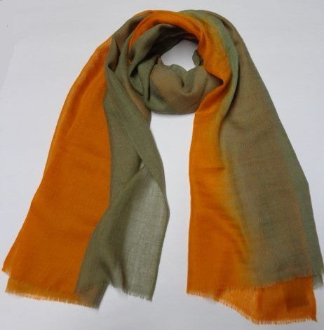 Two Tone Wrap Scarves & Stole Suppliers