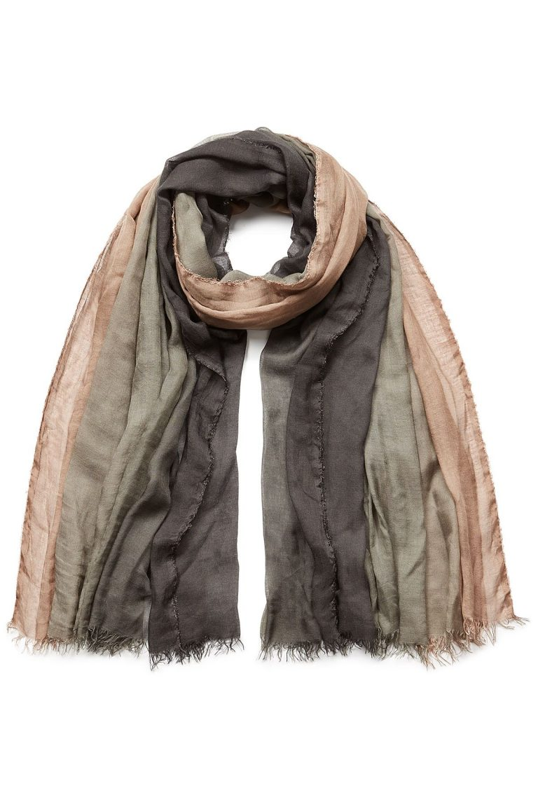 Ombre Shaded Scarves and Shawls