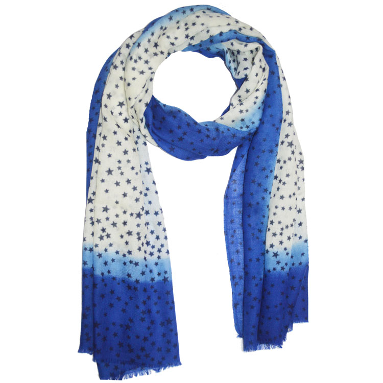 Animal Printed Scarf | Organic Bamboo Scarves