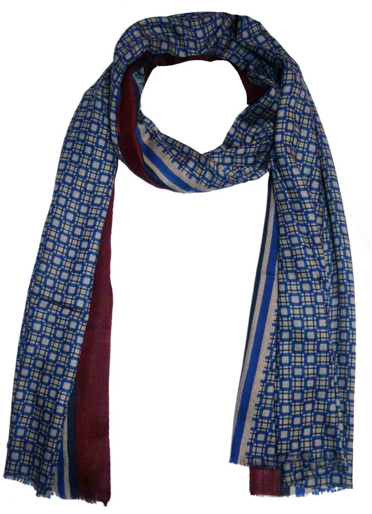 High Quality Plaid Mens Scarves Bulk suppliers