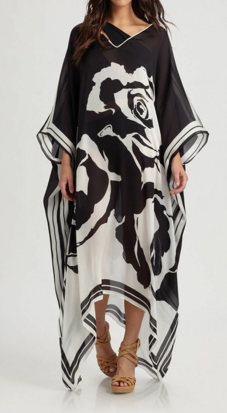 Printed Kaftans for Women