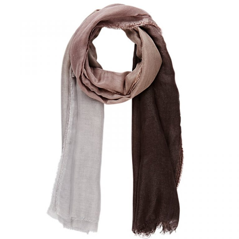 Ombre Scarf & Shawls
