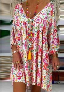 Short Kaftans for Women