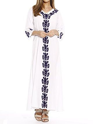 Velvet patch Kaftans