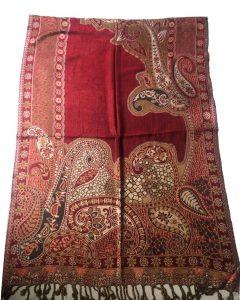 antique jamawar shawls
