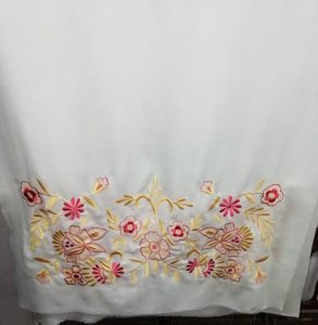 Wholesale Embroidered Scarf & Shawl
