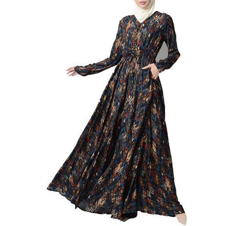 Long Kaftan Dresses for Women