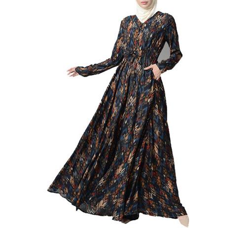 Long Kaftan Dresses for Women