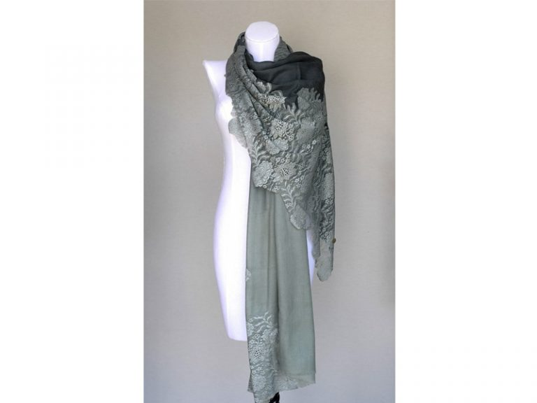 Lace Shawls & Scarf Suppliers