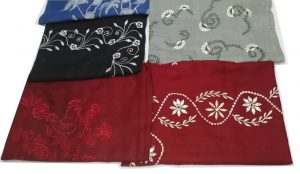 Wholesale Embroidered Pashmina Scarf & Shawl