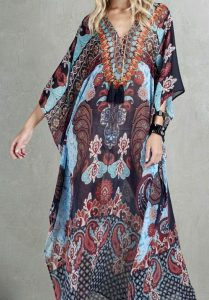 Oversize Full Sleeves Kaftan