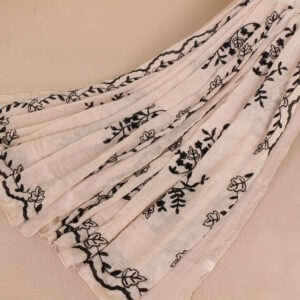 High quality soft cashmere feeling long shawls Embroidered fashion winterpashminawarmscarfwholesale