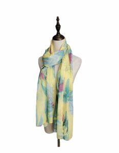Hand Printed Cotton Shawls, scarves and wraps