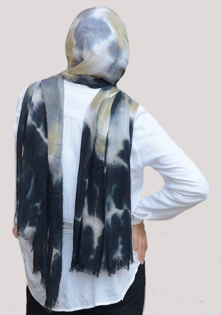 Tie-Dye-Batik-Hijab-suppliers-from-india-1